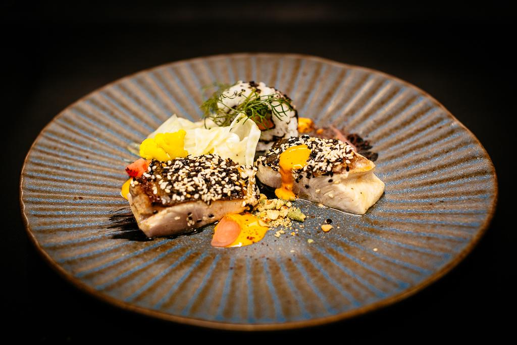 Noordzeevis culinair gerecht